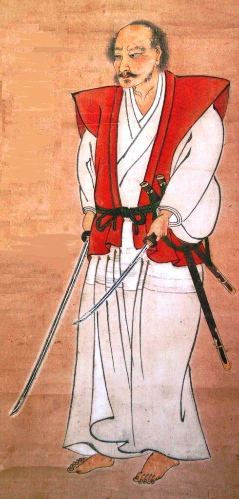 Miyamoto-Musasi-otoportre